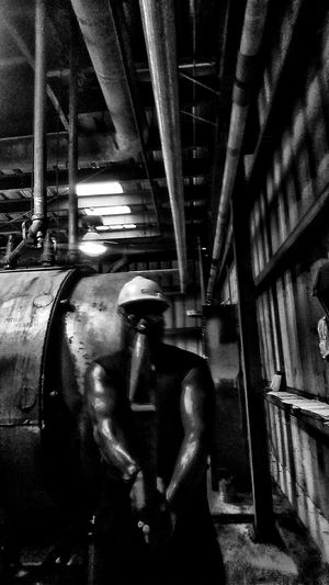 EyeEm Gallery Outdoor Photography Enjoying Life Taking Photos Check This Out That's Me Family Man! Family Matters Pipe Wrench Provider Blue Collar Sweating It Out Industrial Photography Real Men Tattooman Hard Work Pays Off Working Hard Popular Fresh On Eyeem  Wow That's So Cool !! Eyemphotography Best EyeEm Shot Boiler Room The American Way