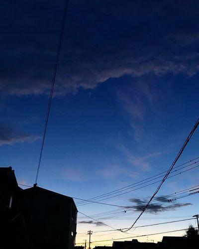 Japan Sky Low