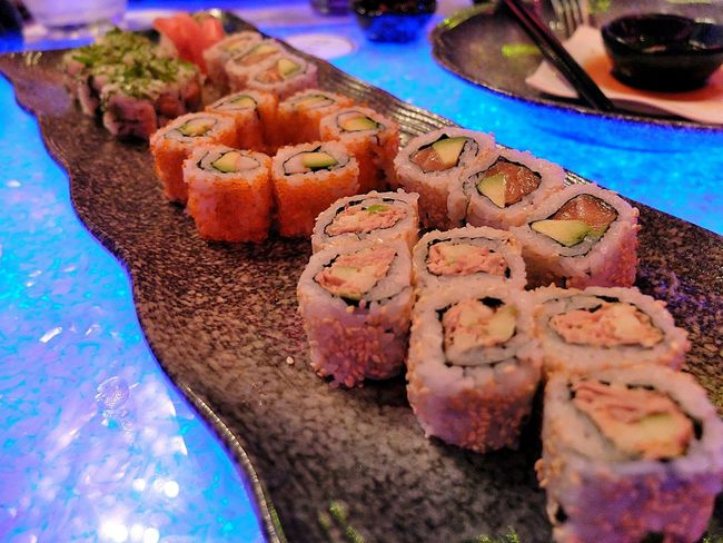 oh wow!!! Japanese Food Sumptuous Tastes Good Sushi My World Of Food