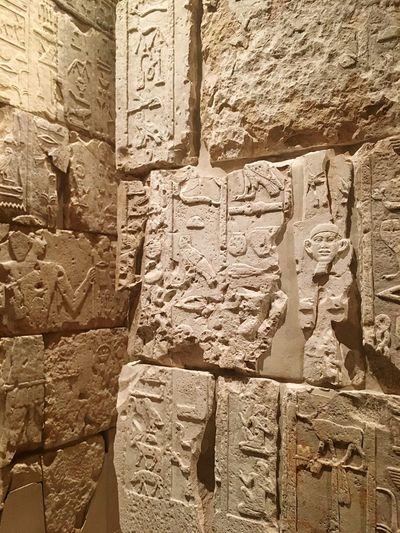 Ausstellung Neues Museum Dezember 2017 Egypt Egyptian Egyptian Culture Architecture Architectural Detail