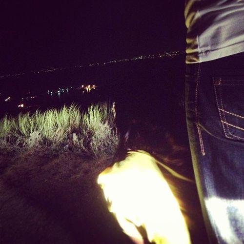 Скрываются от шквала ветра Ночь Саратов затон панорамка горизонт эегельс