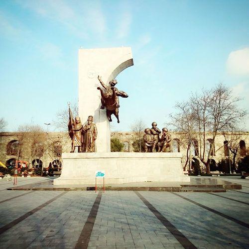 Amazing Istanbul Amazing Place Popular Photos Statues
