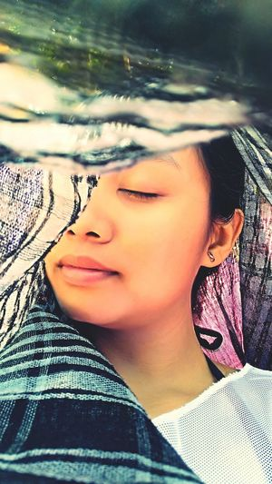 One Woman Only One Person Headshot Closeupshot Closeup Photography Close‐up Photography Asuszenfone2photography Summerinphilippines Cabongaoanbeach Cabongaoan Pangasinan Summerinseptember Vacation2017 Multi Colored Summer Vacations