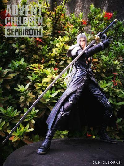 Final Fantasy VII Toyphotography Sephiroth Playartskai