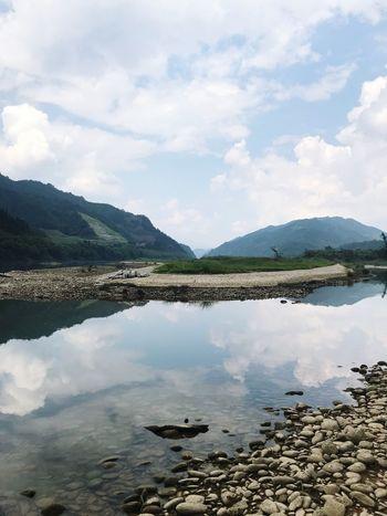 silent benchland in Danzhou