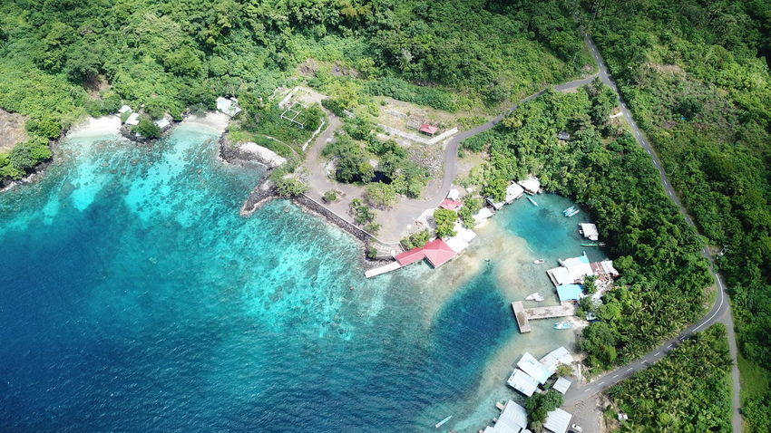 Jikomolamo Beach, Ternate, North Maluku (Mollucas) Aerial Shot City DJI Mavic Pro DJI X Eyeem Drone  Aerial View Beach Beauty In Nature Day Dji High Angle View Landscape Maluku  Maluku Utara Mavic Pro Nature No People Outdoors Scenics Sea Swimming Pool Tree Vacations Water
