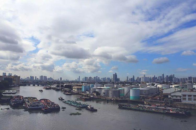 I Love My City Manila pandacan Oildepot Pasig River