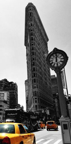 meet me here at noon Newyork Architecture Blackandwhite Colorsplash