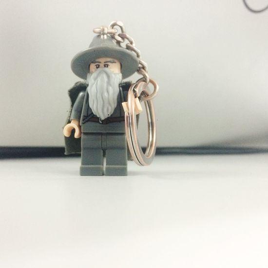 Gandalf The Grey LEGO Llavero Key Chain