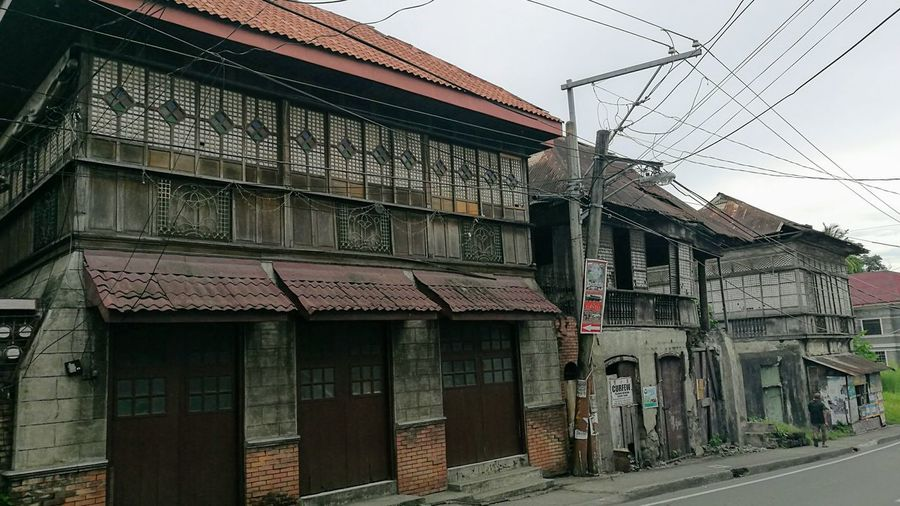 Old Houses in