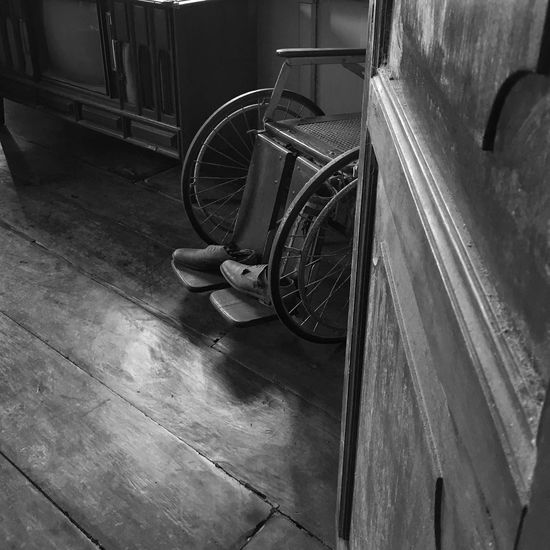 Wheel chair. Wheelchair Shoes Old Shoes Old Feel Black And White Black & White Blackandwhite Photography Eyeem Philippines