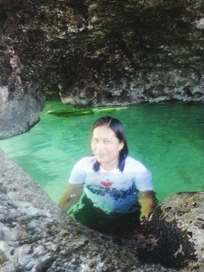 Happyandenjoywiththisgreen Relaxing Enjoying Life HotWater