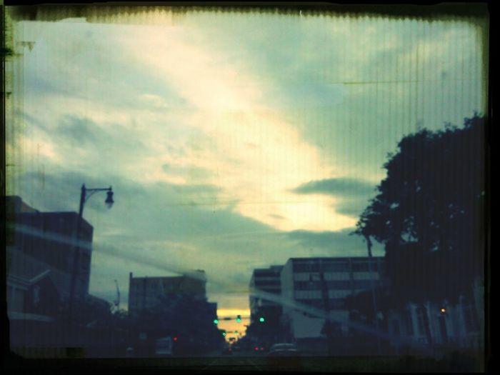 enjoying the sunset!! Winding Down Enjoying Life Enjoying God's Creation Appreciating Sunsets