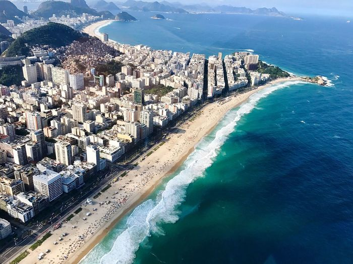 Helicopter View  Rio De Janeiro Helicopter Amazing Amazing View The Traveler - 2018 EyeEm Awards