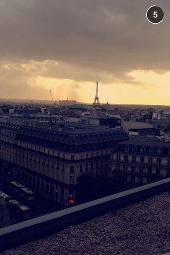C'est jolie!! Paris Effeil Tower