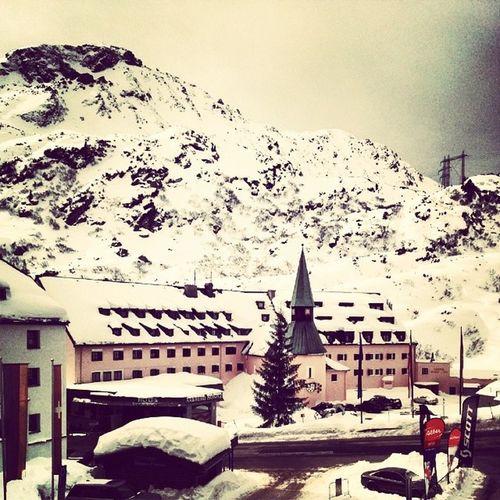 Stanton  Stchristoph Arlberg Snow skiing austria
