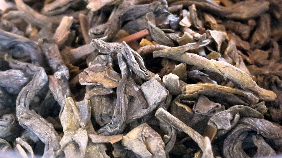 Maximum Closeness Green Tea Leaves Green China Tea Macro Beauty Close Up Tea Leaves From My Point Of View Tea Lovers