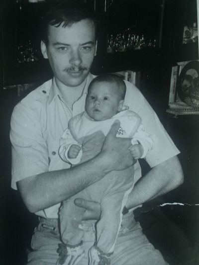 Im Baby Me With Father