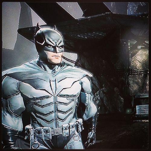 Completed!! And got my new bat suit!! Arkhamorigins Batman