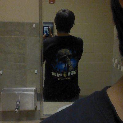 Marines. Marines Black Bathroom Selfie followforfollow follow4follow like4like likeforlike Backwards
