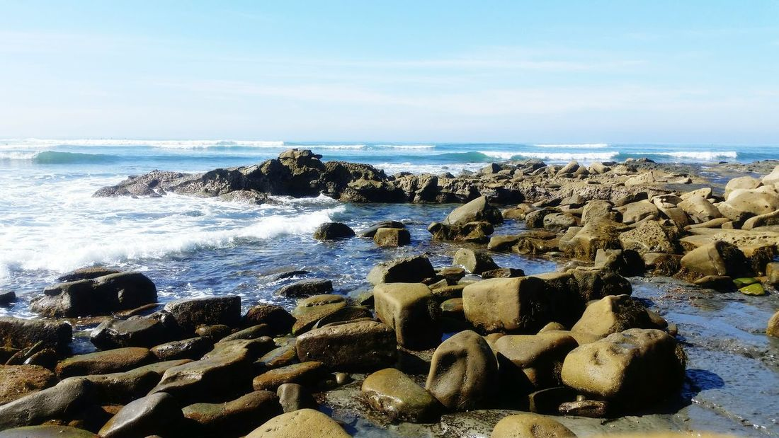 Thinking spot. Sumset Cliffs. San Diego. Cali Girl.