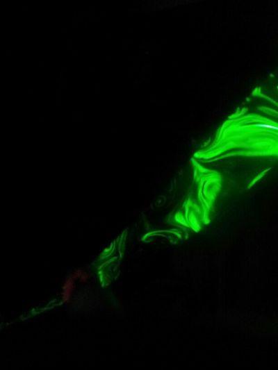 Smoking Green Laser Phase 3