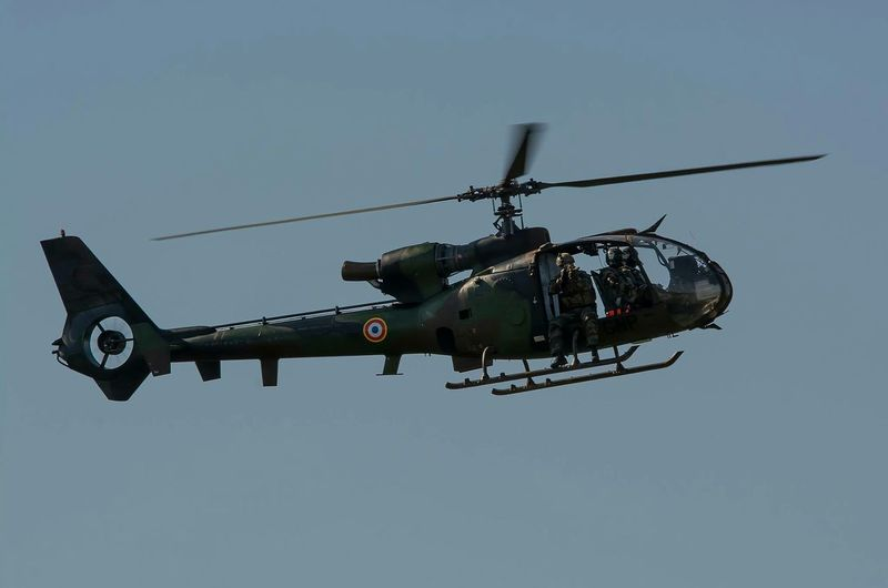 Military Helicopter Helicoptere Saint Medard En Jalle Comando Special Forces Photos Around You