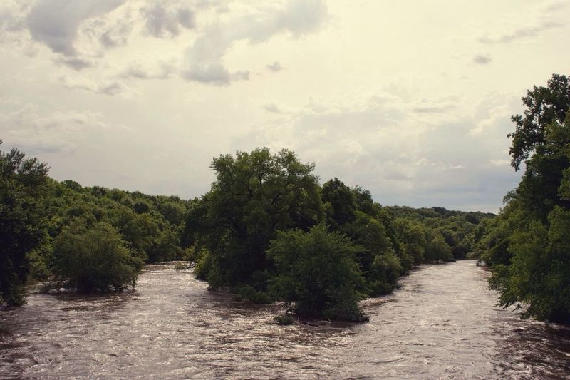 River Water_collection Water Flood
