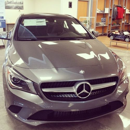 Mercedes Benz has brought sexyyyyyy back!!! Shopping Iwantsomethingnew Cla250 Stealth newmodel newbodystyle fullyloaded fuelefficient sexybitch performance luxury mytorridaffair shhhhhh donttellmyboyfriend spoiled tomefromme andmyDaddieofcourse iloveyouDad myhero icantaskformore