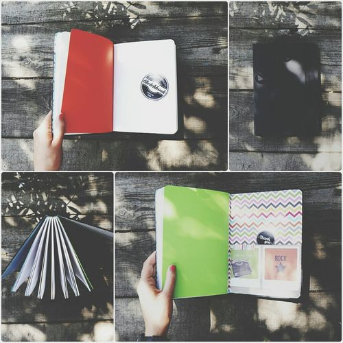 Notebook Sketchbook Handmade By Me
