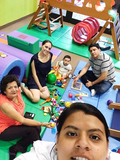 Family Baby Gymboree Photooftheday Fun Sitting Group Of People Happiness