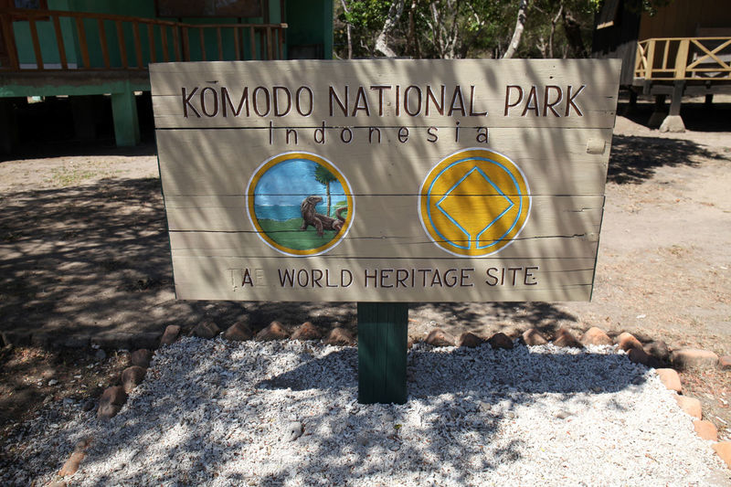 Komodo National Park Indonesia Close-up Communication Day Eco Park Exotic Place Flores Island INDONESIA Komodo Komodo National Park No People Outdoors Text Tourism Travel Destinations