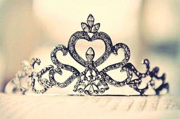 You are a princess.