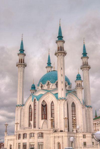 Kremlin de Kazan Kremlin Architecture Russia Kazan Russian Federation EyeEm Selects Religion Architecture Travel Destinations Dome Outdoors No People