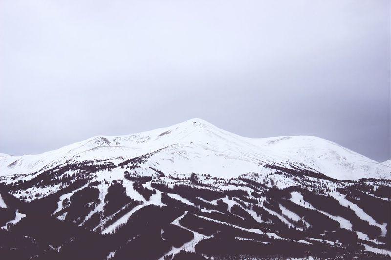 Gorgeous Mountains in Colorado