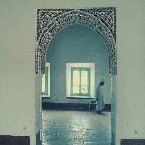 Marakesh Morocco Menara Indoor