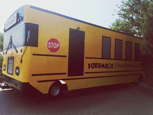 Izmir Travel Destinations Yellow Forumbornova Car Otobus