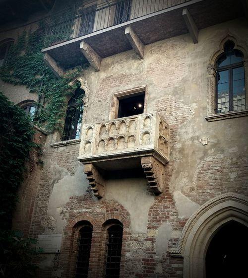 EyeEmNewHere Juliet's House Balcony Verona