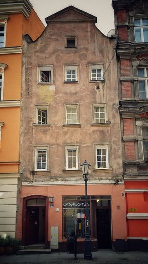Antiquariat Wroclaw Building Travel Destinations Historical Place