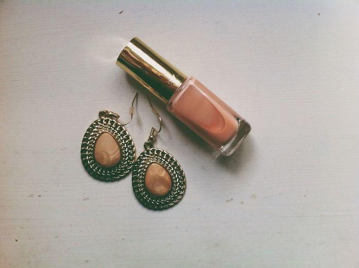 Nailpolish Earrings Love Followme
