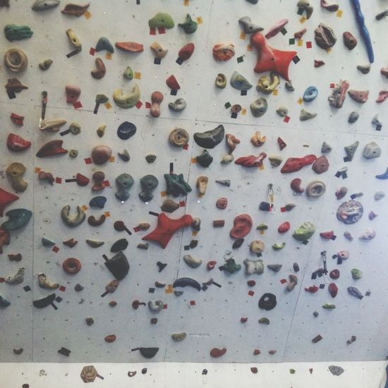 Climbing Bouldering