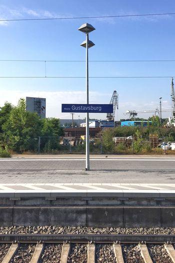 In Ginsheim-Gustavsburg!