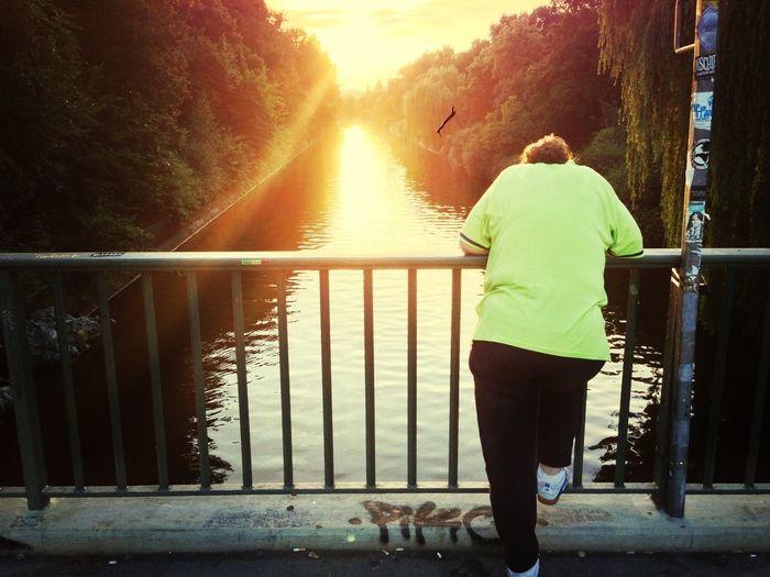 Sonnenuntergang Freiheit Am Träumen :D