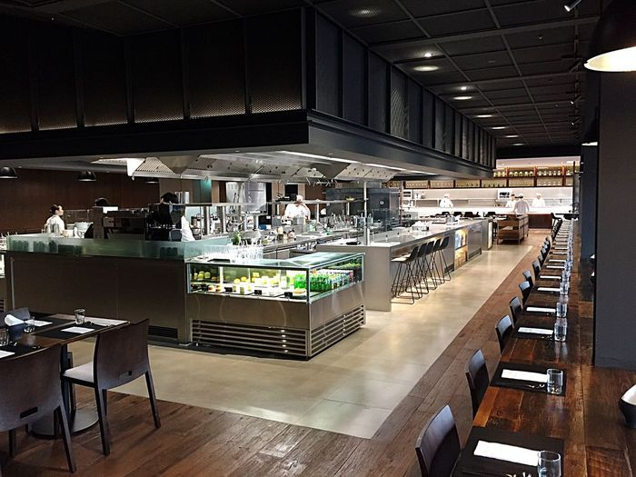 Food And Drink Establishment Often Kitchen Restaurant