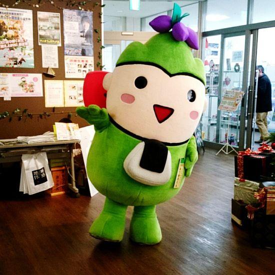 厚真町のあつまるくん(・ω・)。 Hokkaido,Japan Mascot Characters Of JAPAN ご当地キャラ