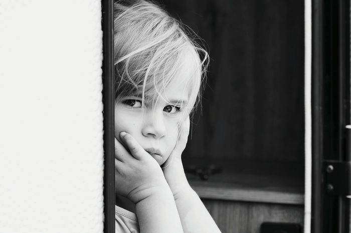 EyeEm Best Shots EyeEm Gallery Children's Portraits Children Photography Portrait Photography PortraitPhotography Blackandwhite Black And White Black & White Blackwhite Black And White Portrait Monochrome Portrait Black And White Collection  Mourning Iris - Eye
