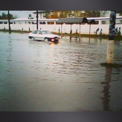 Снова потоп 03 .11.2014