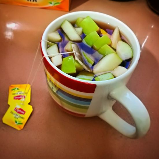 Cup Of Tea..  Multi Colored Food No People Indoors  Close-up Day