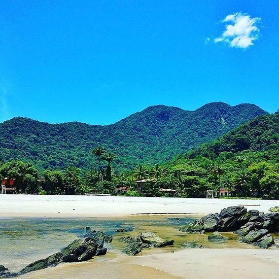 Registrar o lugar dá continuidade à tranquilidade lá vivida. 😎📷🌅🏄 Honeymoon Withlove Beach Summer Sun Paradise Brasil SP Positivevibes Reloading