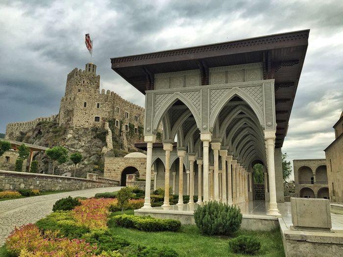 Georgia Rabati Akhaltsikhe Castle